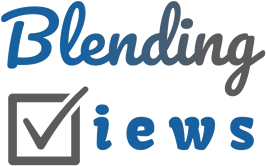 blendingviews Logo